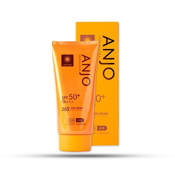 Kem chống nắng toàn diện 365 Anjo (70ml) có giá thành90.000 VNĐ