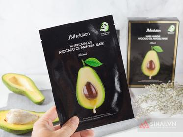 Mặt Nạ Avocado Nourishing In Oil Mask Black (Hộp 300ml)